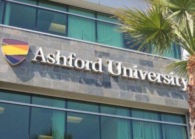 Ashford University Exterior