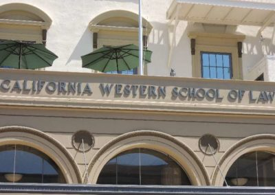 California Western School of Law Exterior