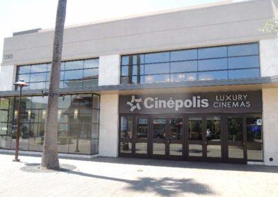 Cinepolis Exterior