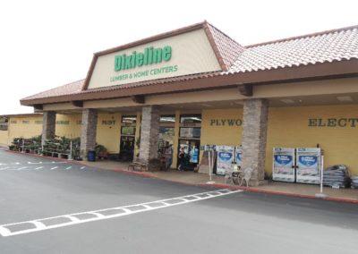 Dixieline Exterior