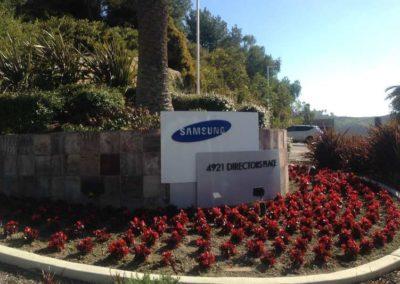 Samsung Exterior