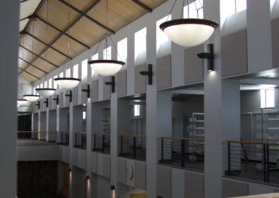 San Diego Library Empty