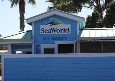 Sea World Exterior
