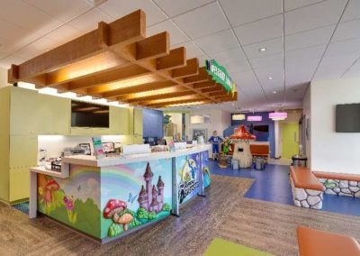 Super Dentist Interior