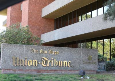 Union Tribune Exterior
