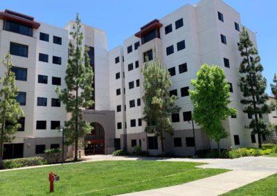 SDSU Tacuba Residence Hall